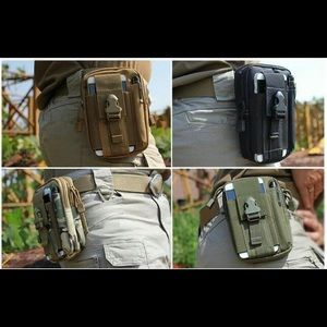 Sports Utility, Cycling, Hunting Waist Bag
